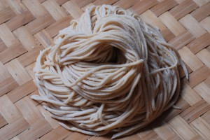 Whole wheat vegan noodle bundle
