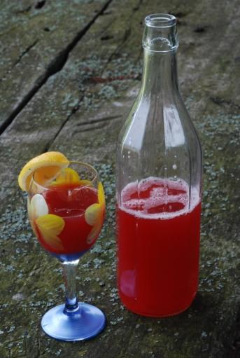 Lemon, Plum & Tassie Pepper Berry Syrup