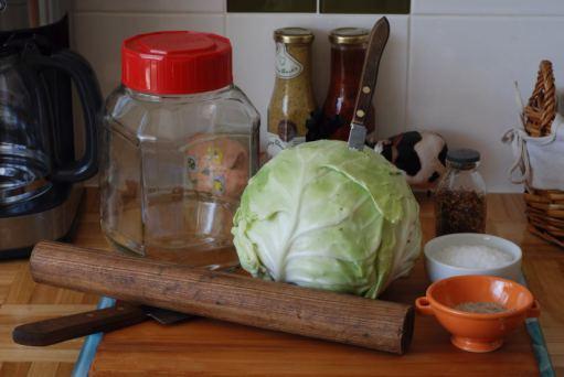 Chilly Sauerkraut